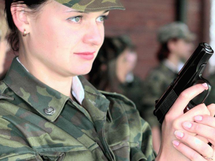 Как девушке устроится на работу в армию работа девушка в торте